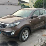 Kia Sportage 2012 Brown