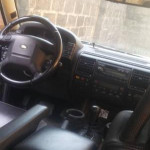 Land Rover Discovery I 2004 Silver