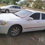 Honda Accord 2004 Sedan EX White