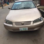 Toyota Camry 1997 Station Wagon Gold