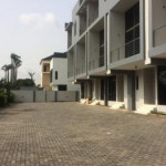 Terraces Ample Parking Space Lagos Ikeja - Homes for sale