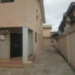 4 bedroom detached duplex for rent Agbaoku Estate, Opebi, Ikeja, Lagos