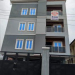 Block of flats for sale By Ozone, Sabo, Yaba, Lagos