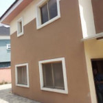 1 bedroom self contained (single rooms) for rent Besides Catholic Church, Along Thomas Estate Ajah.., Thomas Estate, Ajah, Lagos