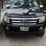 Clean Nigerian used Ford ranger