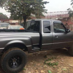 An imported ford ranger edge truck for sale