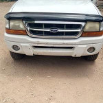 Ford Ranger 2002 Automatic White