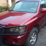 2002 Toyota Highlander Available