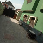 1 bedroom self contained (single rooms) for rent In An Estate, Agungi, Lekki, Lagos