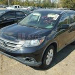 Full loaded honda cr-v for sale at auction price