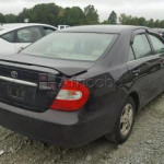 Clean black 2003 toyota camry for sale contact mr aza on