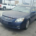 Auction cars for sale 2006 toyota avalon call on