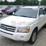 Auction cars for sale 2006 toyota highlander call on