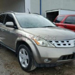Very clean tokunbo 2003 nissan murano for sale call on