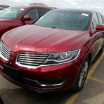 Full option 2016 lincoln mkx