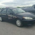 Clean custom impounded toyota camry for auction sales
