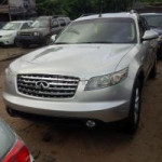 Used Infiniti FX35 2009 Model For sale