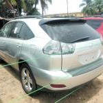 2006 LEXUS RX330 ON AUCTION CALL CMPT PASTOR OLAJIDE O ON 08068923771