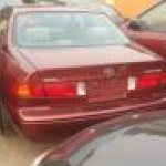 TOYOTA camry 2001 FOR SALE CALL NEBO GODSWILL ON 08159929662