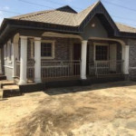 4 bedroom detached bungalow for sale Private Estate Off Berger Express, Ojodu, Lagos