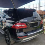 CHEAP NEWLY IMPORTED 2012 ML350 FOR SALE