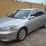 Clean Title Toyota Camry XLE