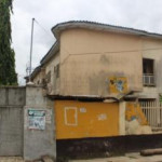 4 bedroom detached duplex for sale Jemtok Street Off Ago Palace Way, Okota, Isolo, Lagos