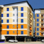4 bedroom house for sale Brooke Courts Apartments Is Located In Osapa London Lagos Nigeria, Osapa, Lekki, Lagos
