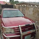 Working perfect Toyota Highlander