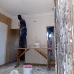 1 bedroom self contained (single rooms) for rent Via Herbert Macaulay Off St.finbarrs College Road, Akoka, Yaba, Lagos
