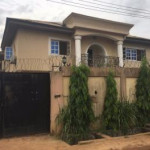 6 bedroom detached duplex for sale Off Ago Palace Way, Ago Palace, Isolo, Lagos