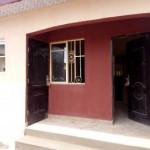 1 bedroom self contained (single rooms) for rent Off St. Finberrs College Road, Akoka, Yaba, Lagos