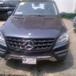 4matic ML 350 Benz  2012 model,