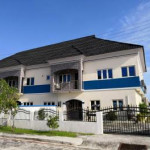 5 bedroom detached duplex for sale Atican Beachview Estate With Governor's Consent, 3mins Drive From The Express, Abraham Adesanya Estate, Ajah, Lagos
