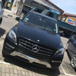 Toks benz ml350