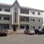 3 bedroom block of flats for sale County Estate, Pencinema Iju Road, Ifako-Ijaiye, Lagos