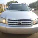 2002 Toyota Highlander Limited, Very Clean Direct Belgium