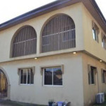 4 bedroom detached duplex for sale Oko Oba Agege Lagos, Oko-oba, Agege, Lagos