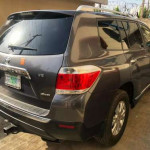Very Neat Registered 2008 Upgraded to 2012 Toyota Highlander