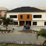 5 bedroom semi-detached duplex for sale Lafiaji, Lekki, Lagos