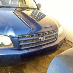 Highlander Toyota for sale at a cheaper rate