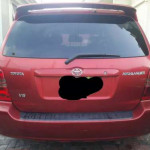 Well Maintained TOYOTA HIGHLANDER 2002 Model