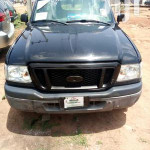 Ford Ranger 2004 Automatic Black