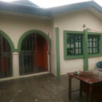 3 bedroom detached bungalow for sale Deb Estate, New Oko-Oba, Agege, Lagos
