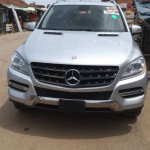 2012 ML350 formatic