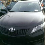 Toyota Camry 2010 model, foreign used.