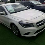 Foreign used 2015 Mercedes-Benz CLA250