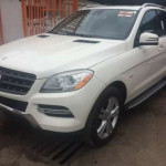 ML350 for sale 2012 model