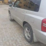 Toyota Highlander 2002 model