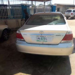 Clean registered Toyota Camry big daddy for sale or swap